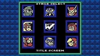 Mega Man 2 Atari DeMake (PC) Game Clear~ (HD60)