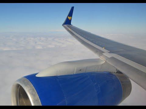 Thomas Cook TCX1468 Boeing 757-300 G-JMAA London Gatwick (LGW) - Grenoble (GNB) *FULL FLIGHT*