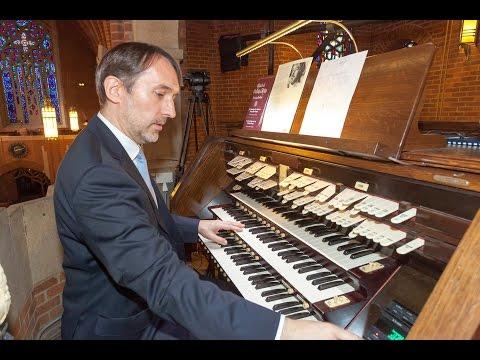 César Franck: Prélude, fugue et variation, Op. 18 | Olivier Latry | Church in Brooklyn Diocese
