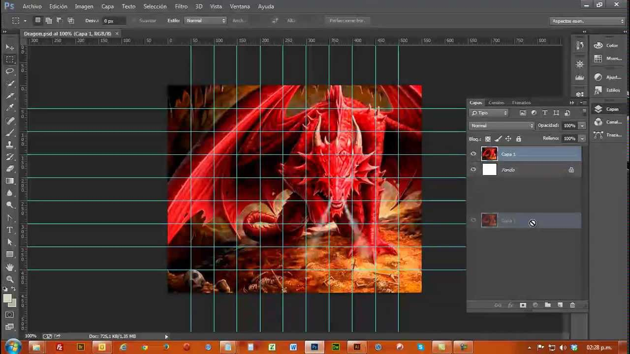Como Hacer Un Rompecabezas Con Photoshop Cc E Illustrator Cc Youtube