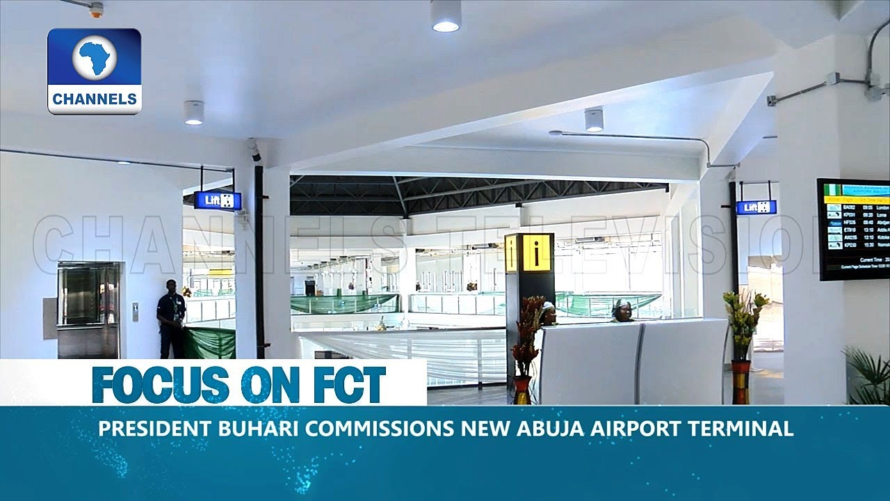 President Buhari Commissions New Terminal At Abuja Airport |Dateline Abuja|