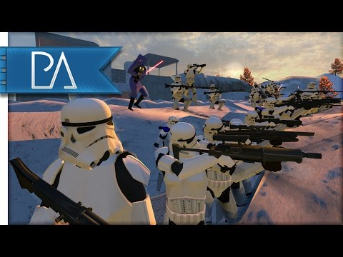 Epic Stormtroopers Defense: Star Wars Siege Battle - Bear Force II Mod Gameplay