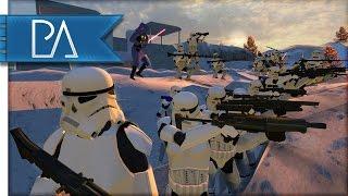 Epic Stormtroopers Defense: Star Wars Siege Battle - Bear Force II Mod Gameplay