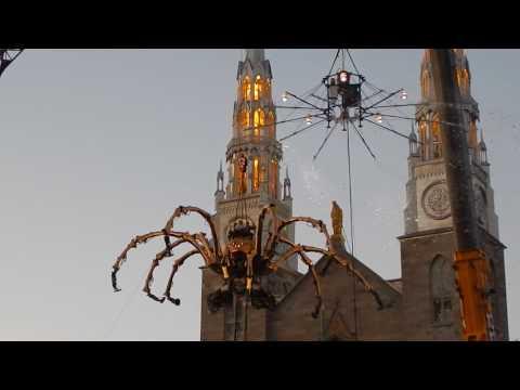 Dragon Horse Spirit-----CANADA 150 Notre-Dame Cathedral Basilica