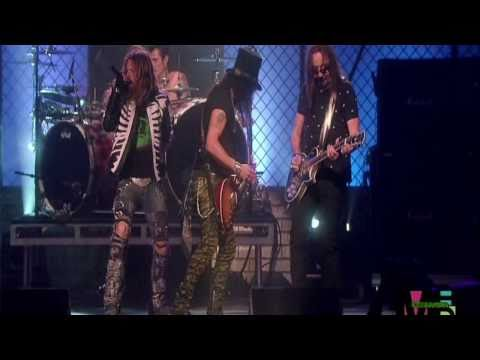 GODS OF THUNDER – ACE, SLASH, ZOMBIE, TOMMY LEE