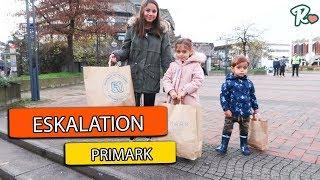 CHAOS IM PRIMARK - Eskalation beim Shoppen - Vlog#1177 Rosislife