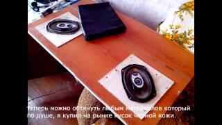видео Акустическая полка на ваз 2114: делаем своими руками
