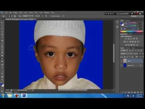 Cara Memotong Objek Gambar Menggunakan Pen Tools Tutorial Photoshop Cs6 Youtube