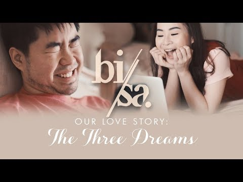 The Three Dreams : The Love Story of Billy Simpson & Sally Santoso - by Intemporel