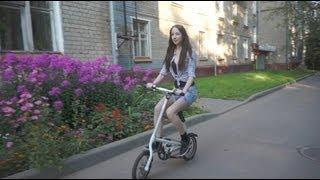Обзор китайского клона велосипеда Strida