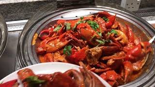 Lobster Weekend Dinner Buffet with Boston Lobster