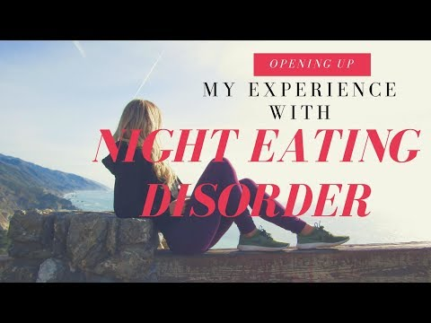 Night Eating Disorder: My Experience