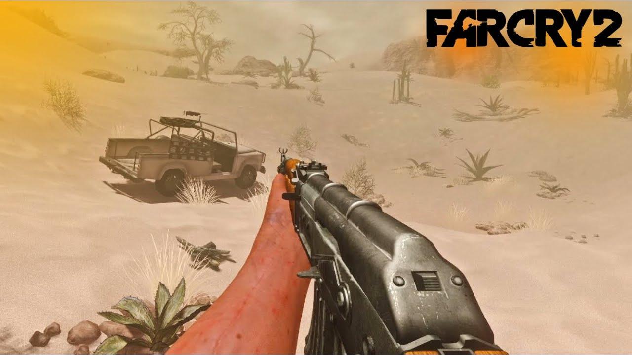Изгубен в пустинята - Far Cry 2 #6