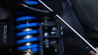 """Ultimate Suspension 4"""" Smart Fitting Guide- Toyota Hilux 150 Series"""