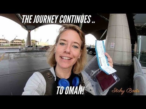 THE JOURNEY CONTINUES - TO OMAN! - Royal Enfield Himalayan BS4