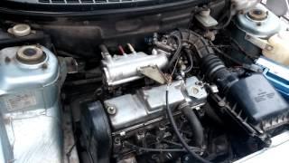 Работа двигателя 1.5 8кл ВАЗ 2115 и ВАЗ 2111