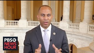 The 3 key points Rep. Jeffries took away from Mueller's testimony