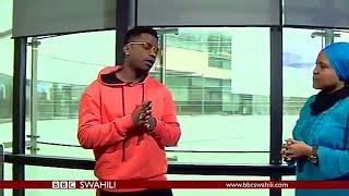 Rayvanny afunguka kuhusu kujitoa WCB wasafi kupitia BBC swahili.