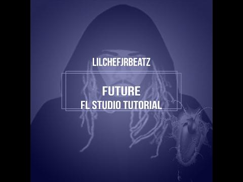 Future  Metro Booming  808 Mafia type beat (FL STUDIO 12 Tutorial)