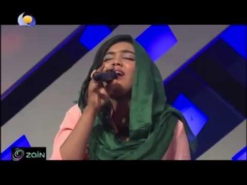 العصفور - ملاذ غازي - غاني وأغاني -  رمضان 2017