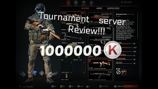 Warface TOURNAMENT SERVER REVIEW-1000000K(Fast cup 3.6.17)