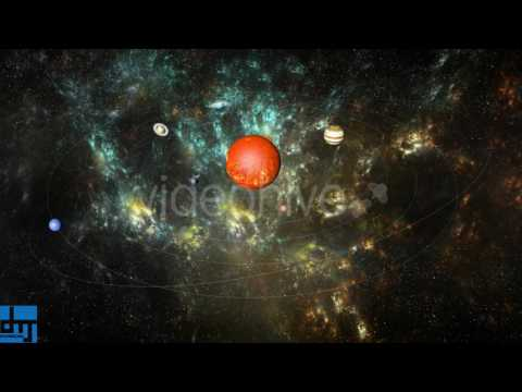 Solar System V1.0 | Cinema 4D Template