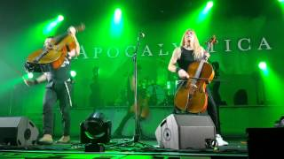 Apocalyptica - In the hall of the mountain king (live)