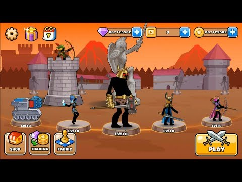 I Am Archer Mod APK Unlimited Gems | Unlock All Characters