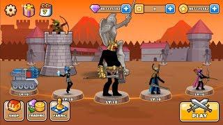 I am archer Mod APK Unlimited Gems | Unlock All Characters