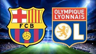 BARCELONA vs LYON 5-1 Champions league   HIGHLIGHTS & GOALS   13.03.2019