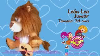 Muñecos Isaías 43, León Leo