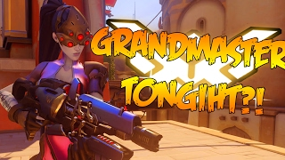 GRANDMASTERS IN ONE NIGHT! (Overwatch Ranked Gameplay)