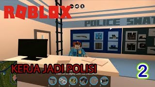"Duty to become police arrest criminal ""Roblox JailBreak"" (2)"