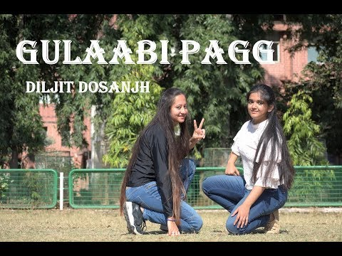 Download Girls Punjabi Dance In Gulaabi Pagg Song By Diljit
