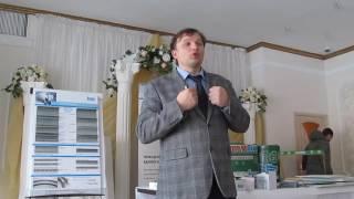 Обучение от КНАУФ в Старом Осколе | Как гнуть ГКЛ | Виды кромок гипсокартона ч 23