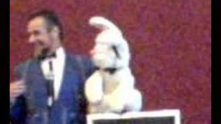 El Mago Frank y El conejo Blas ( solo conocedores)