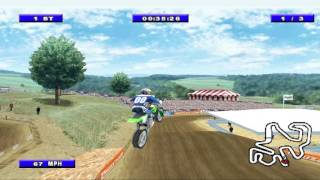 Championship Motocross 2001 feat Ricky Carmichael - 250 Championship 11 Binghamton