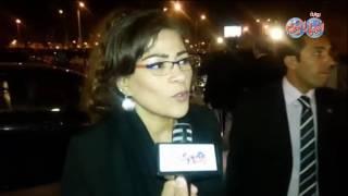 أخبار اليوم | ريهام عبد الغفور وفاطمة ناعوت تنعيان وفاة نيفين رامز زوجة الفنان محمد صبحي