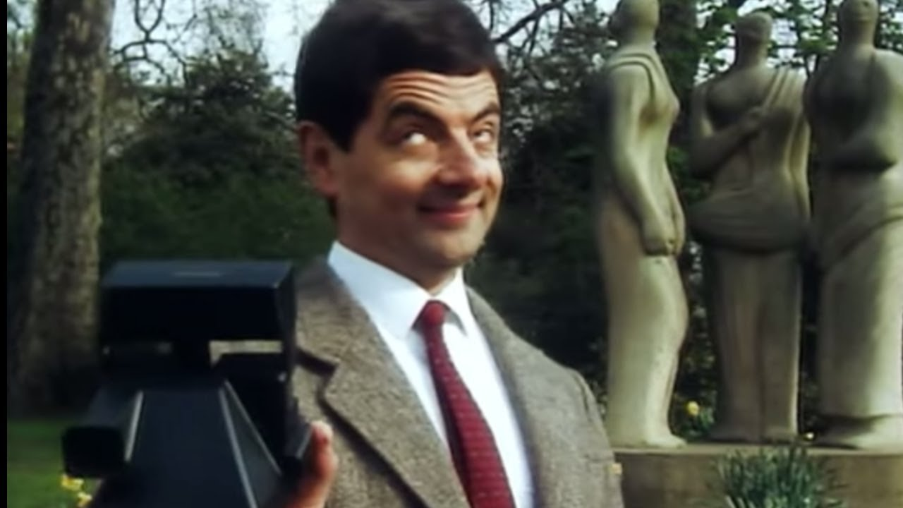 The Selfie King | Funny Clips | Mr Bean Official