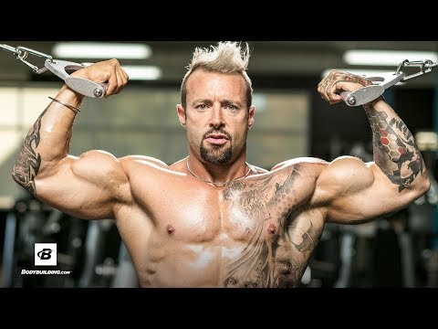 3 Tips for Bigger Arms With Kris Gethin