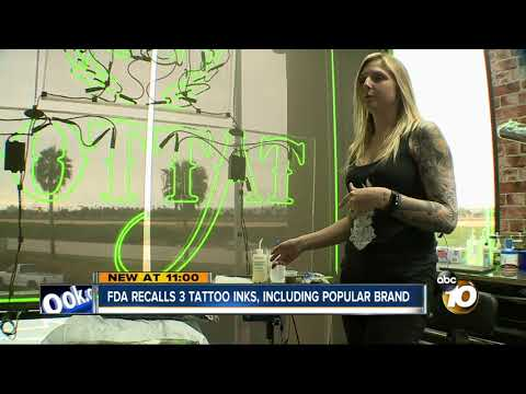 Big Rig - RECALL NOTICE: Tattoo Ink!