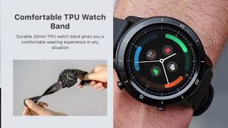 Ticwatch GTX Review - 10 days battery - Best fitness tracker of 2020