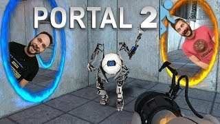 Ball Droppers - Portal 2 Gameplay Part 3