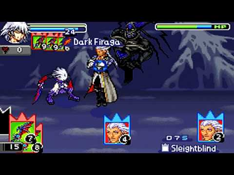 Kingdom Hearts: Chain of Memories - Final Boss: Ansem II [Reverse/Rebirth]