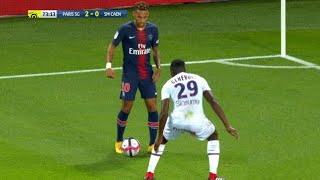 Neymar TOP 20 Humiliating Skills Move Of 2018