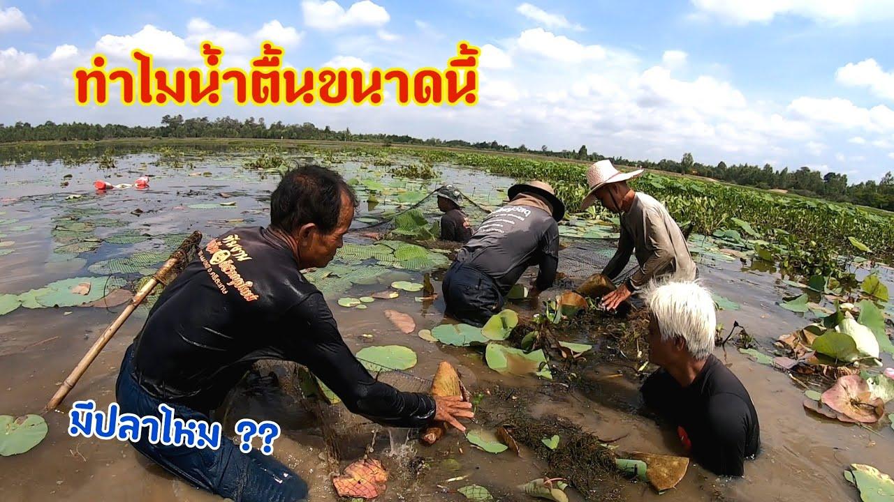 เป็ดยังอายเมื่อทีมงานนี้จับปลาในน้ำตื้น แต่...ผลจะเป็นไง ?? (Ep.1 พิเศษ)