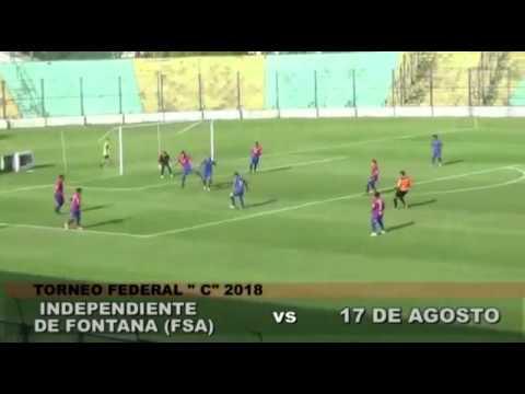 Independiente de Fontana (Fsa) 2  -  17 de Agosto 0