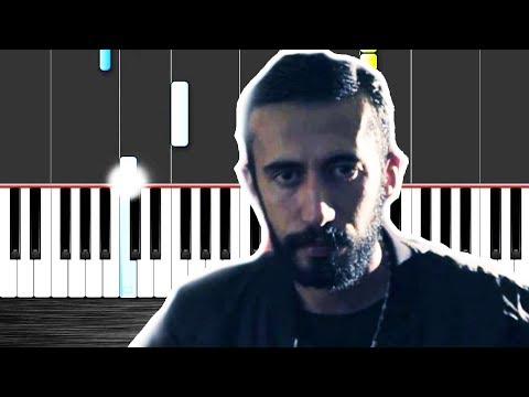 Gazapizm - Heyecanı Yok- Piano Cover by VN