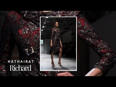 HATHAIRAT Fall 2019 Runway Show from New York Fashion Week