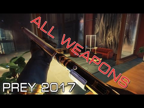 All Weapons of Prey 2017